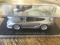 PORSCHE 911 Turbo Gemballa Avalanche Met dunkelrrot 1:18 Bos />/> NEW /</<