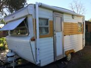 1974 Retro Caravan Ocean Shores Byron Area Preview