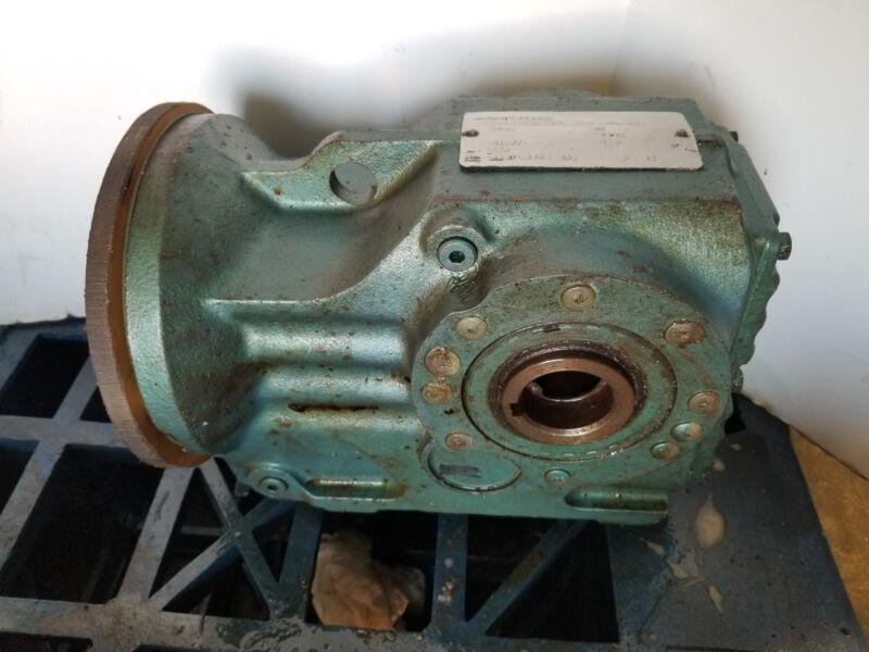 SEW Eurodrive KA47TDT80N4 Gear Reducer 48.95:1