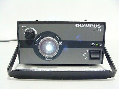 Olympus Ilp-1 High Intensity Performance External Borescope Light Source 100w