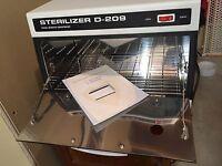 UV Sterilizer/Hot Box