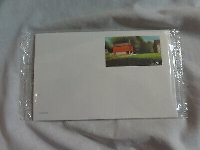 1995 USPS Pre-stamped Postcard Twenty Cents .20  ~ New in Package 5 Cards