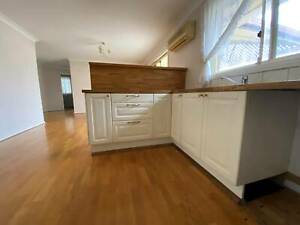 White Poly Kitchen Cabinetry with shaker doors