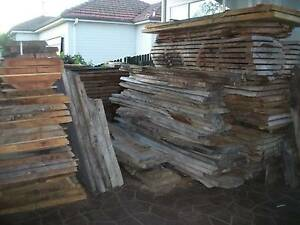 SEASONED HARDWOOD TIMBER SLABS & BURLS Panania Bankstown Area Preview