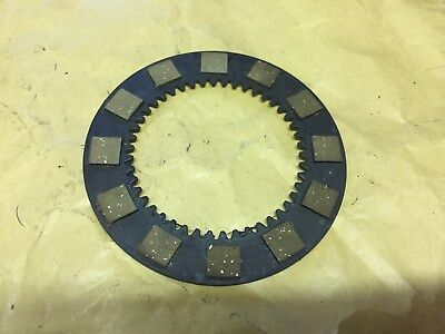 Ransomes Matdaor 71 Friction Plate Assembly Pt No. MBA5173   MBA5242   850000376