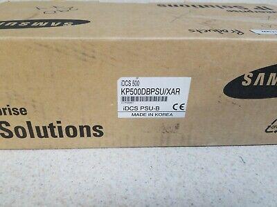 Samsung Idcs 500 Office Serv Psu-b Kp500dbpsuxar Power Supply Module