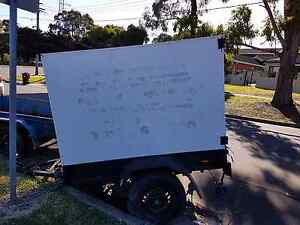 6x4 tipper trailer Strathfield South Strathfield Area Preview