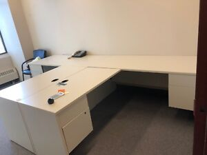 Office tables. Must go!!