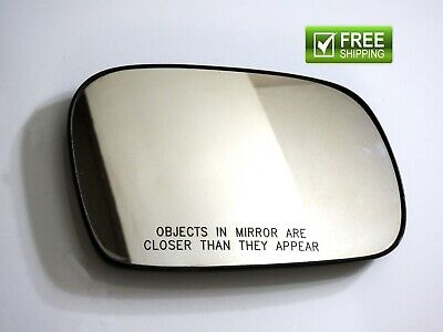2006-2011 Honda Civic Coupe Driver Side Left Mirror Glass OEM