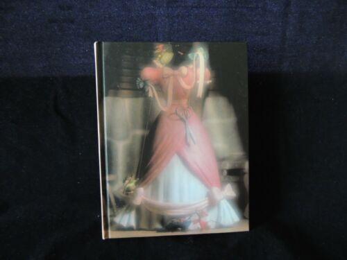 WDCC - Hard Cover Address/Phone Book - Cinderella  A Lovely Dress for Cinderelly