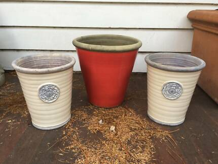 Mixed Garden Pots - Will Not Be Split