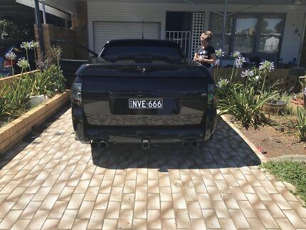 2012 Holden VE Z series ute