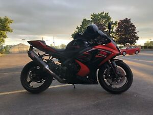 2007 GSXR 1000 end of season special!!