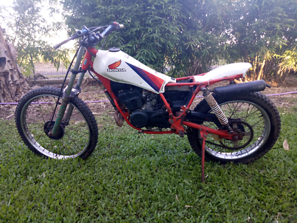 Honda tlm50