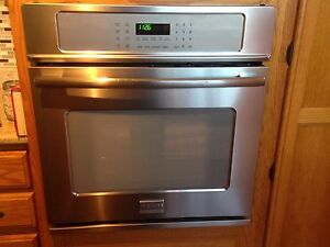 Frigidaire professional -wall oven, cooktop, dishwasher