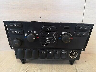 VOLVO S60//V70//XC70 HEATER CLIMATE TEMPERATURE CONTROL PANEL SWITCH 8691876