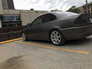 04 BMW 330Ci (E46-M Package)