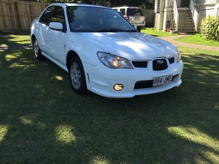 2006 Subaru Impreza cheap!!! Morningside Brisbane South East Preview