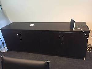 Cabinet/TV unit with internal shelving & keys Woolloomooloo Inner Sydney Preview