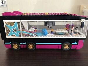 LEGO Friends Pop Star Tour Bus Wavell Heights Brisbane North East Preview