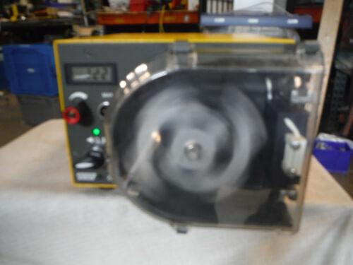 WATSON MARLOW 603S DIGITAL PERISTALTIC PUMP DRIVE prep preparative 603 S
