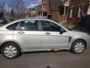 Ford focus 2008 tout équipé