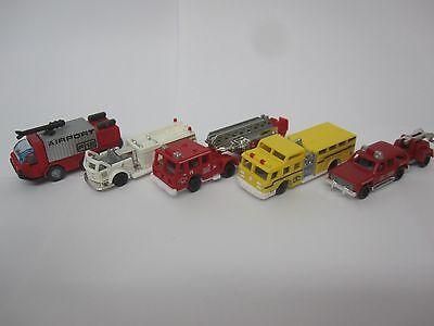 5 Ü Ei amerikanische Feuerwehren, US Fire Engines