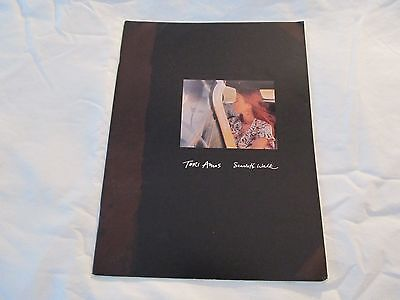 TORI AMOS 2002 Scarlet's Walk Concert Tour Program Book!!!