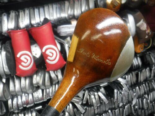 Nice Wilson Hickory shafted Spoon fairway wood