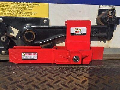 Heavy Duty Rolling Door Lock Keyed Semi Trailer Box Truck Load Security Trucker