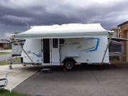 2017 Jayco Expanda 16.49-3.17EX Poptop Caravan Tooradin Casey Area Preview