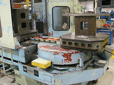 Toyoda Horizontal Milling Machine Fhn80t 20-3600 31 31