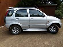 2001 Daihatsu Terios Wagon Ranelagh Huon Valley Preview