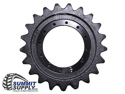 New Bobcat Mini Excavator Track Drive Sprocket 337 341free Shipping Sp068