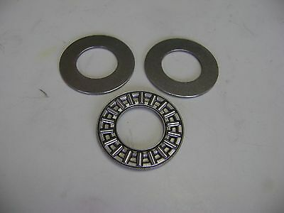 Axk1024 Thrust Needle Roller Bearing With Two Washers 10mm X 24mm X 2mm A54