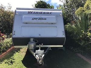 Windsor genesis caravan Burpengary Caboolture Area Preview