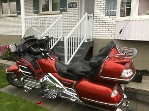 Moto Honda Goldwing 2008