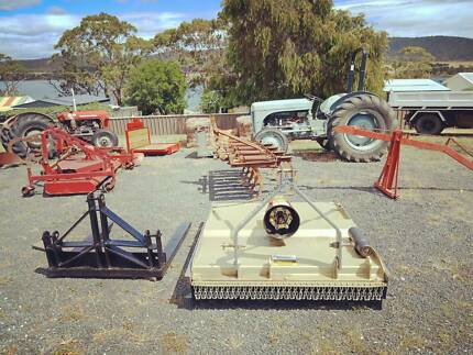 Massey Ferguson tractor's and implements Triabunna Glamorgan Area Preview