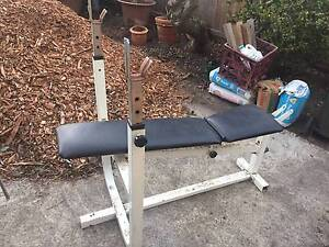 Weight bench - FREE Dee Why Manly Area Preview
