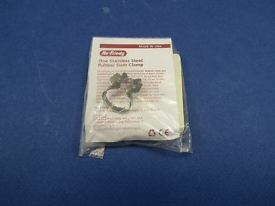 Dental Clamp Rubber Dam No 56s Rdcm56s Hu Friedy