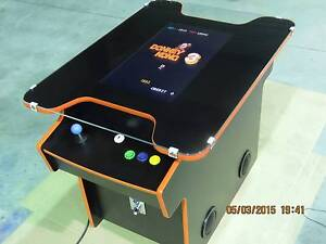 60 In 1 Cocktail arcade machine with free shipping Seaford Frankston Area Preview