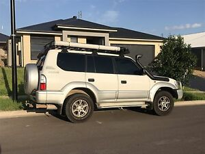 Swap Prado for a Dual cab 4x4 ute + cash your way for the right deal Bonnells Bay Lake Macquarie Area Preview