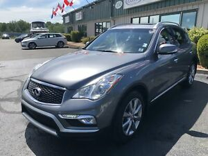 2017 Infiniti QX50 LEATHER/BACK UP CAMERA/HEATED SEATS
