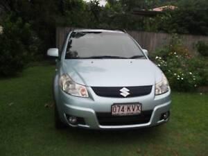2007 Suzuki SX4 Hatchback Mooroobool Cairns City Preview