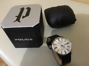 Police watch new
