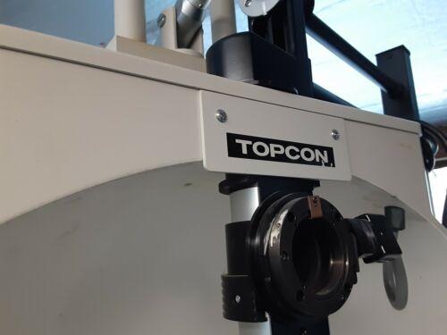 EYE PERIMETER TOPCON PROJECTION PERIMETER SBP-20 Perimeter Visual Field Analyzer