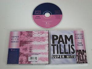 PAM-TILLIS-SUPER-HITS-SERIE-WARNER-BROS-9362-47789-2-CD-ALBUM