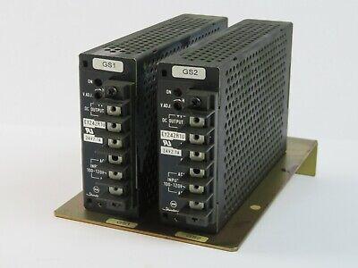 Mazak Qt-20h Power Supply Shindengen Ey242r1u 24v2.1a 100-120v