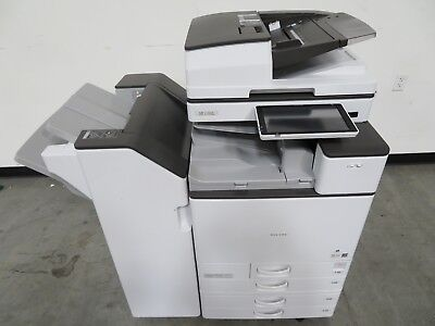 Ricoh MPC3504 MP C3504 C3504 color copier printer scanner - Only 49K meter for sale  Shipping to Nigeria