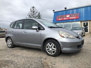 2008 Honda Fit|NEW WINTER TIRE PACKAGE INCLUDED
